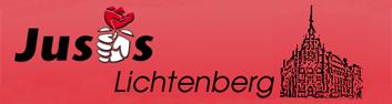 Banner: Jusos Lichtenberg