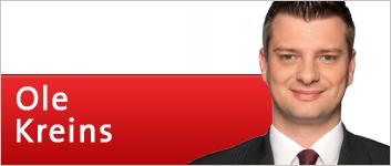Banner: Ole Kreins