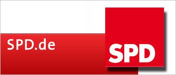 Banner: SPD.de-Seite